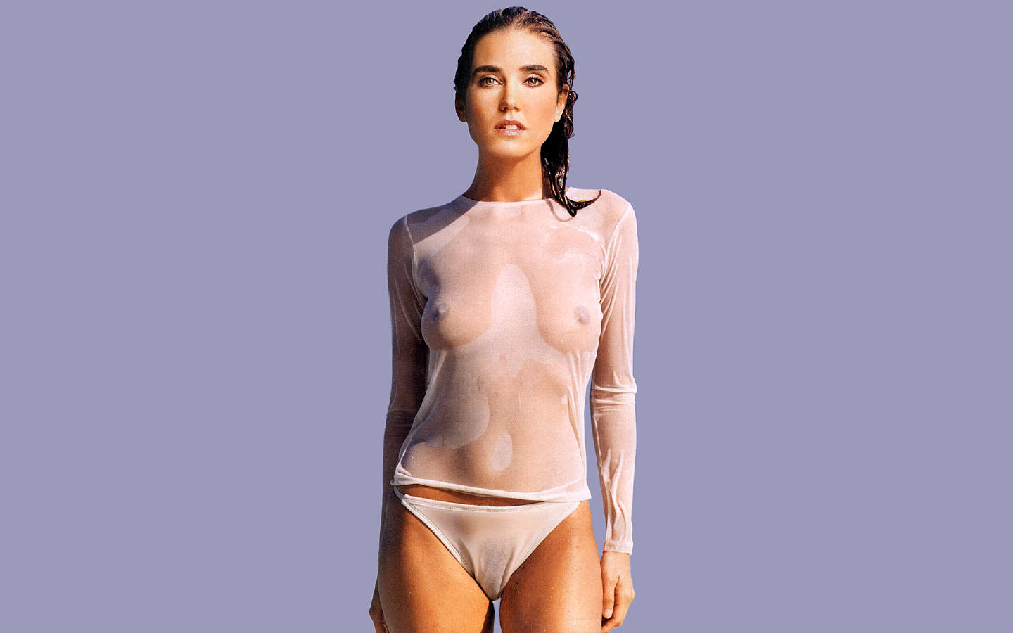 Jennifer Connelly See Through